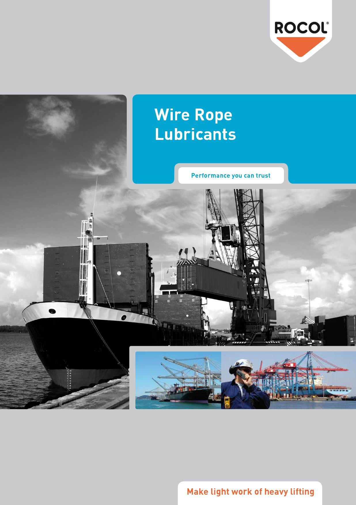 ROCOL Wireshield Brochure by PURE Agency - issuu