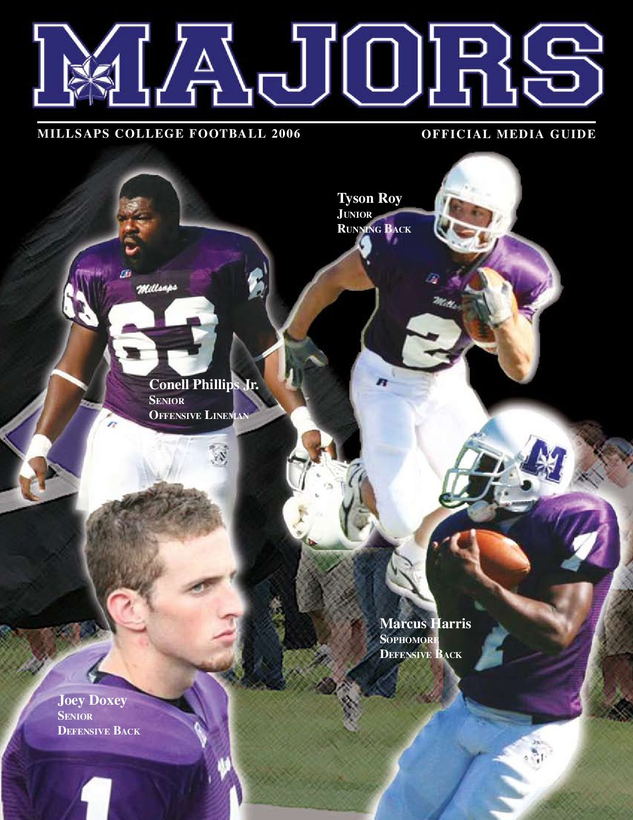 2006 Millsaps Football Media Guide By Millsaps College Sports