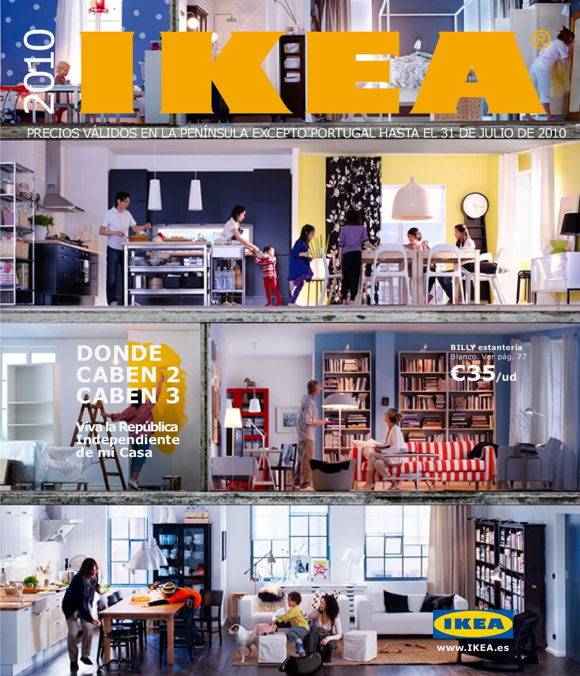 Catálogo IKEA 2010 by miguelator - issuu