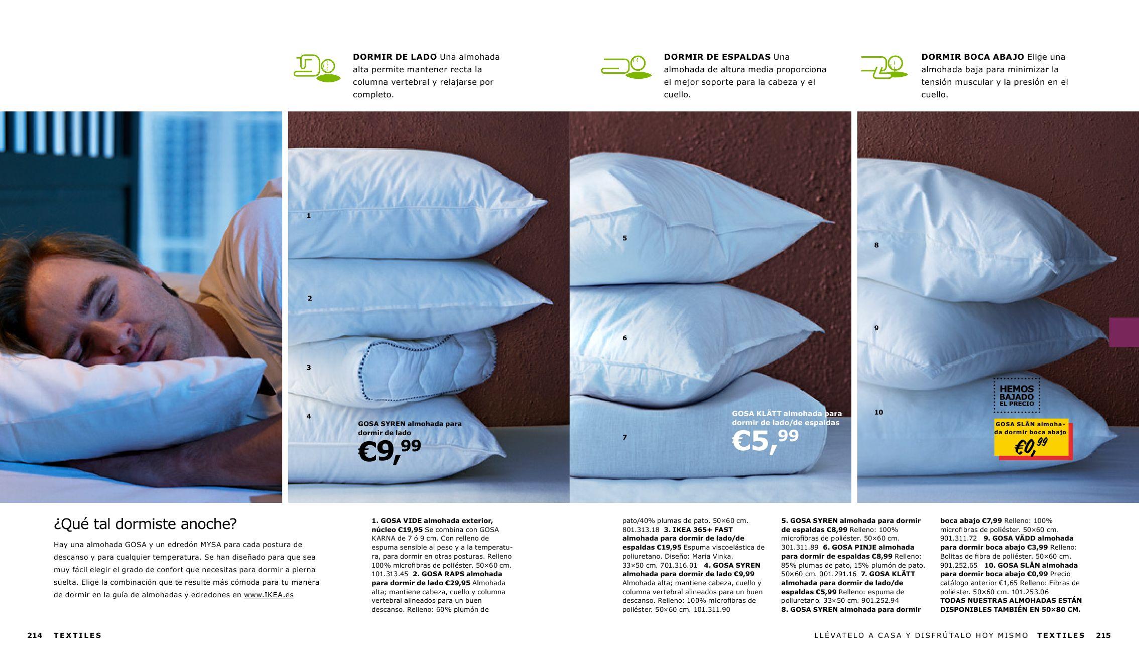 Cat logo ikea 2010 by miguelator issuu - Almohadas en ikea ...