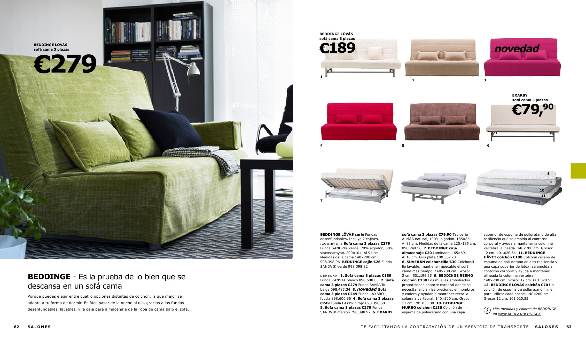 Mejor Sofa Cama Ikea.Catalogo Ikea 2010 By Miguelator Issuu