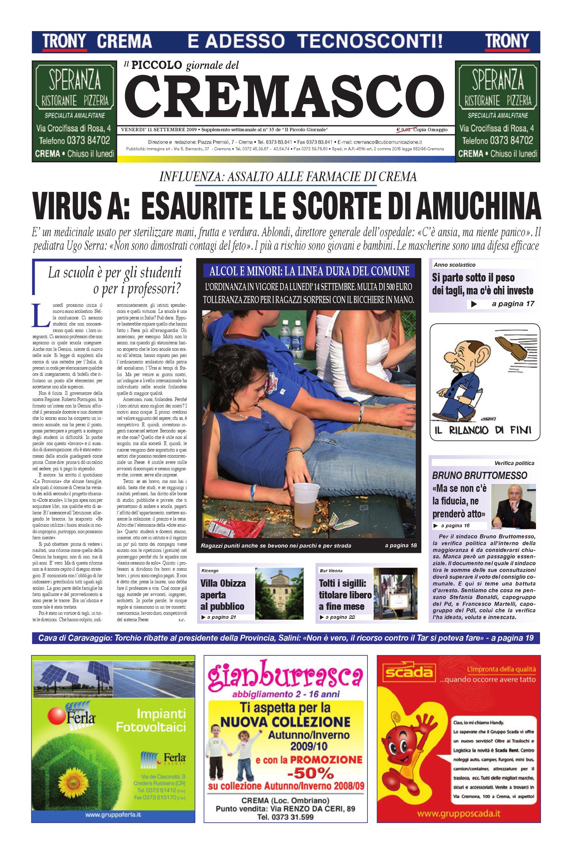 Il Piccolo del Cremasco by promedia promedia - issuu d1de86ae9bbe