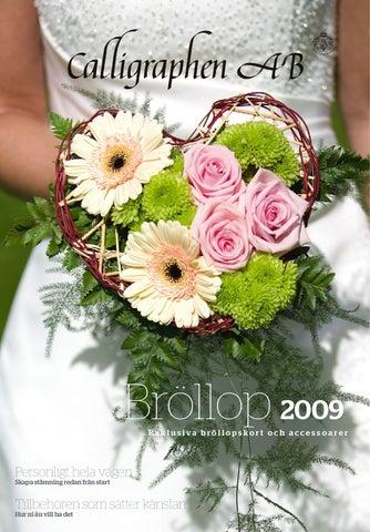 4f2cb6b39760 Calligraphen bröllop 2009 by Calligraphen - issuu