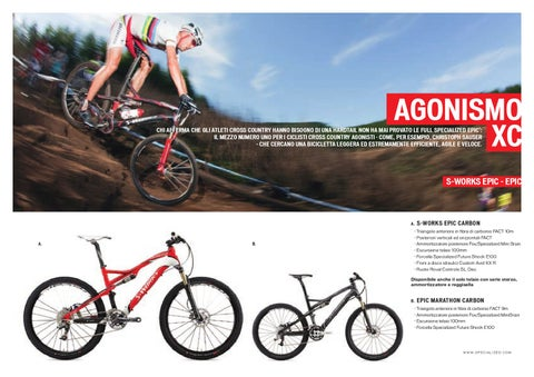 6689294f8d8 Specialized MTB Bikes 2010 Italy by Specialized Bicycle Components ...