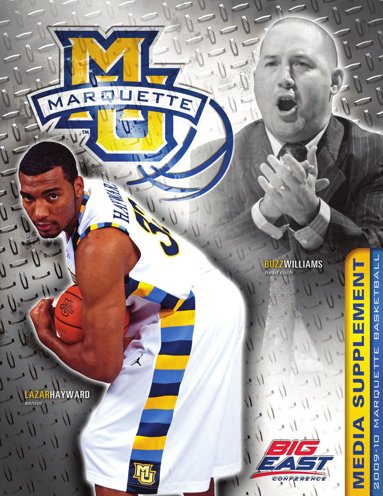 a745bb043d2 2009-10 Marquette MBB Media Supplement by Marquette Athletics - issuu