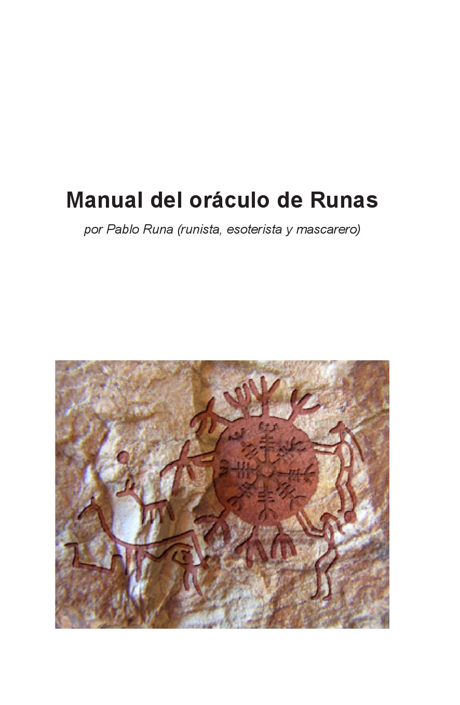 manual de runas by Pablo Runa - issuu
