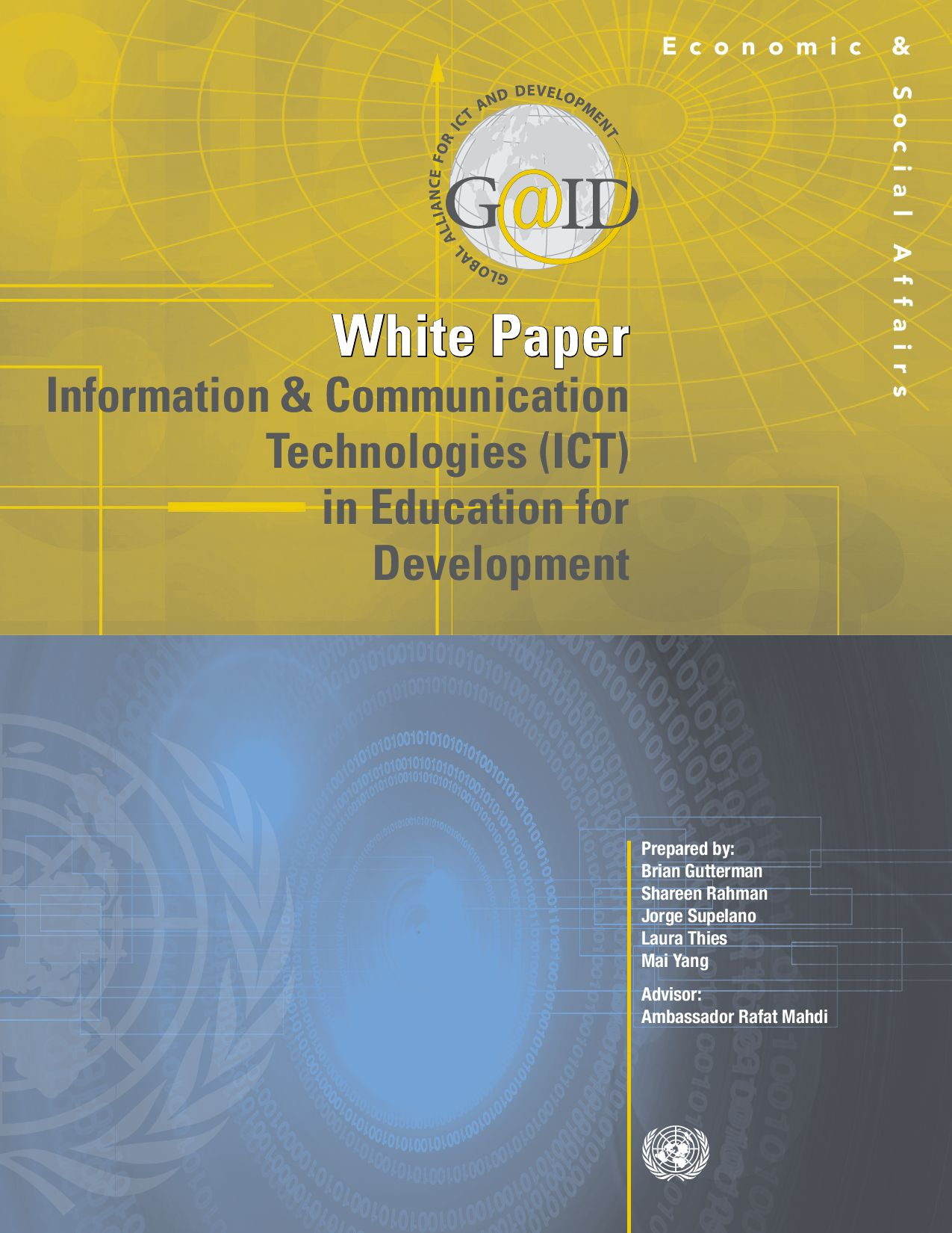 information and communication technology education essay Information communication technology (ict) for effective subject delivery in  technical education: delta state university experience abstract this study  is.