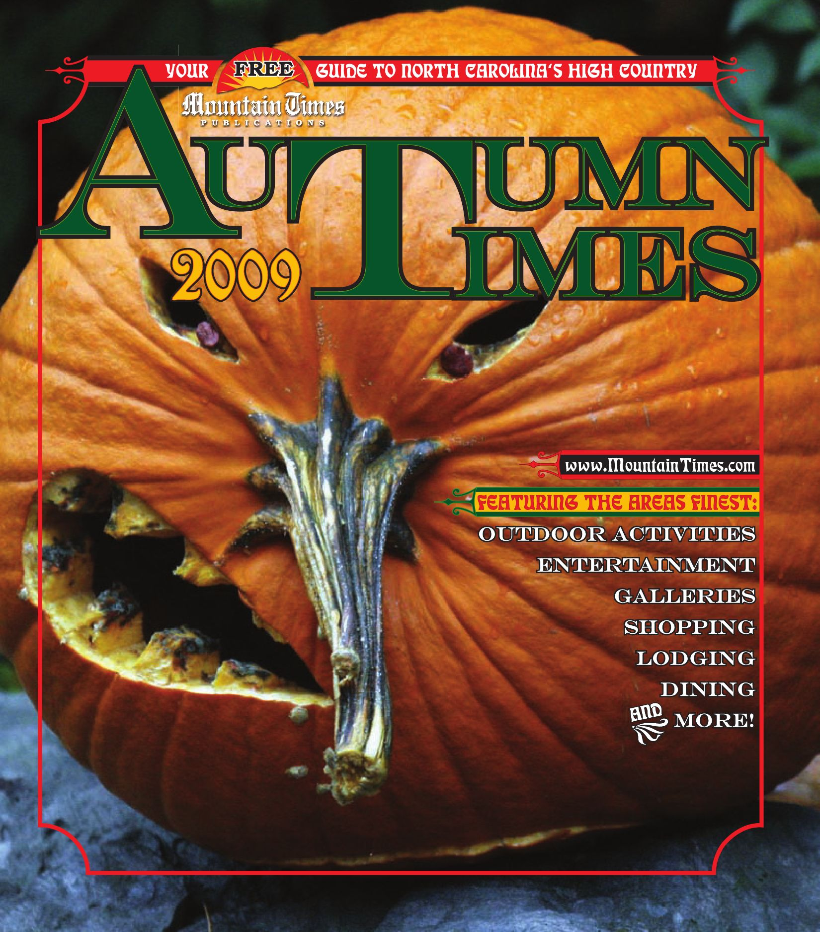 e84e019e94 Autumn Times 2009 by Mountain Times Publications - issuu