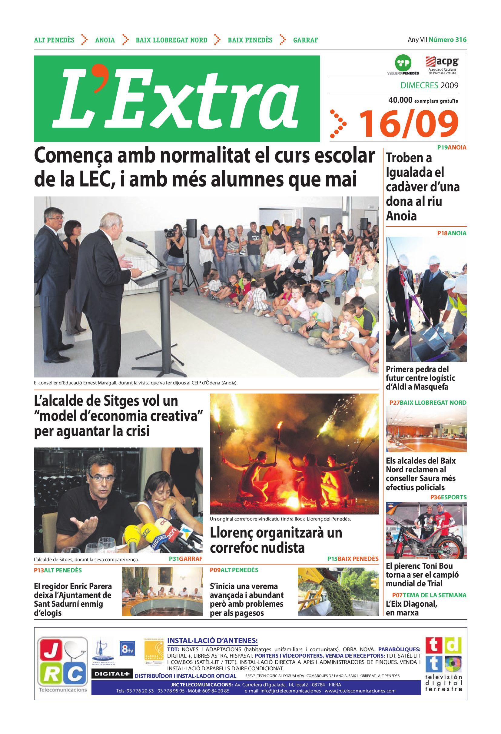 L Extra nº 316 by Francesc Puertas - issuu 5a9e92d0069