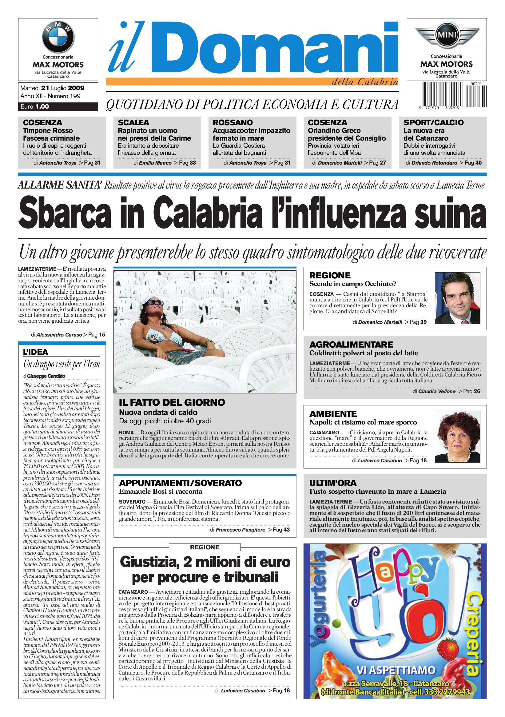 ildomani by T P Editori il Domani - issuu 46da17324da8