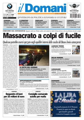 ildomani by T P Editori il Domani - issuu d87df49f00c