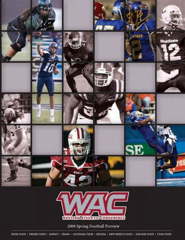2009 WAC Football Preview