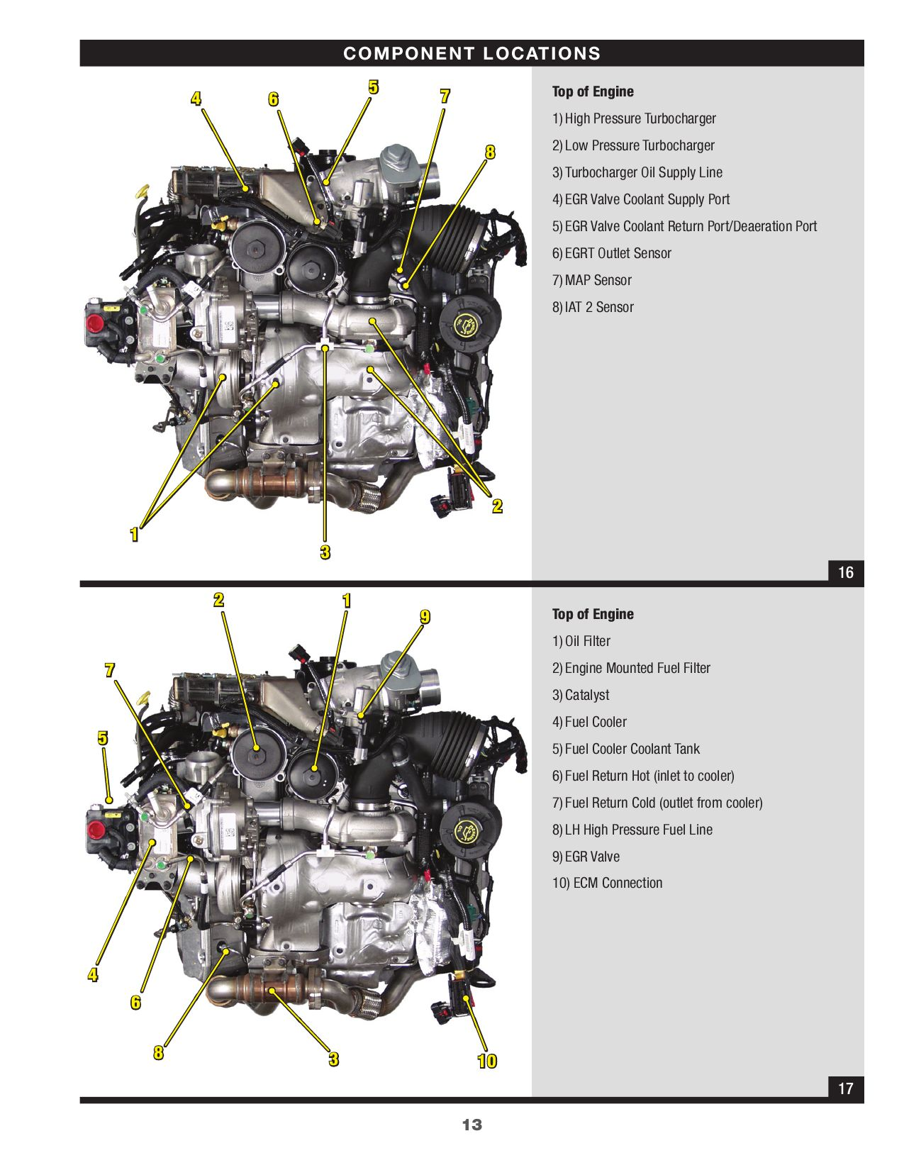 6 4 L Power Stroke Diesel Engine Overview By Bombers Issuu Best Fuel Filter For 7 3