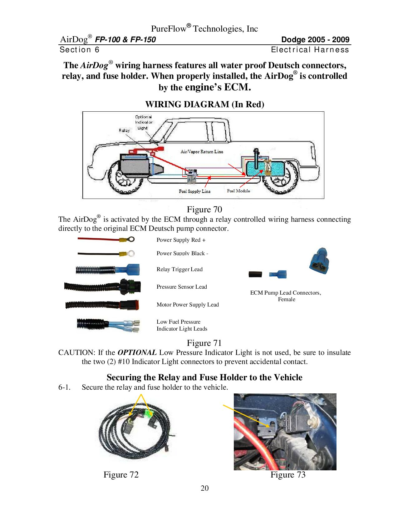 2005-2009 Air Dog Install Dodge mins Diesel by Diesel ... on