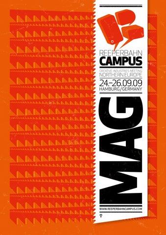 Reeperbahn Campus Magazin 24--26.09.09 by Michael Martin - issuu