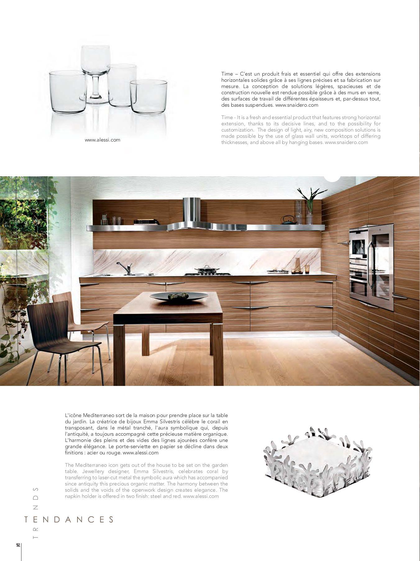 C Maison Et Jardin Magazine prestige design magazine - vol 7 num 1prestige design