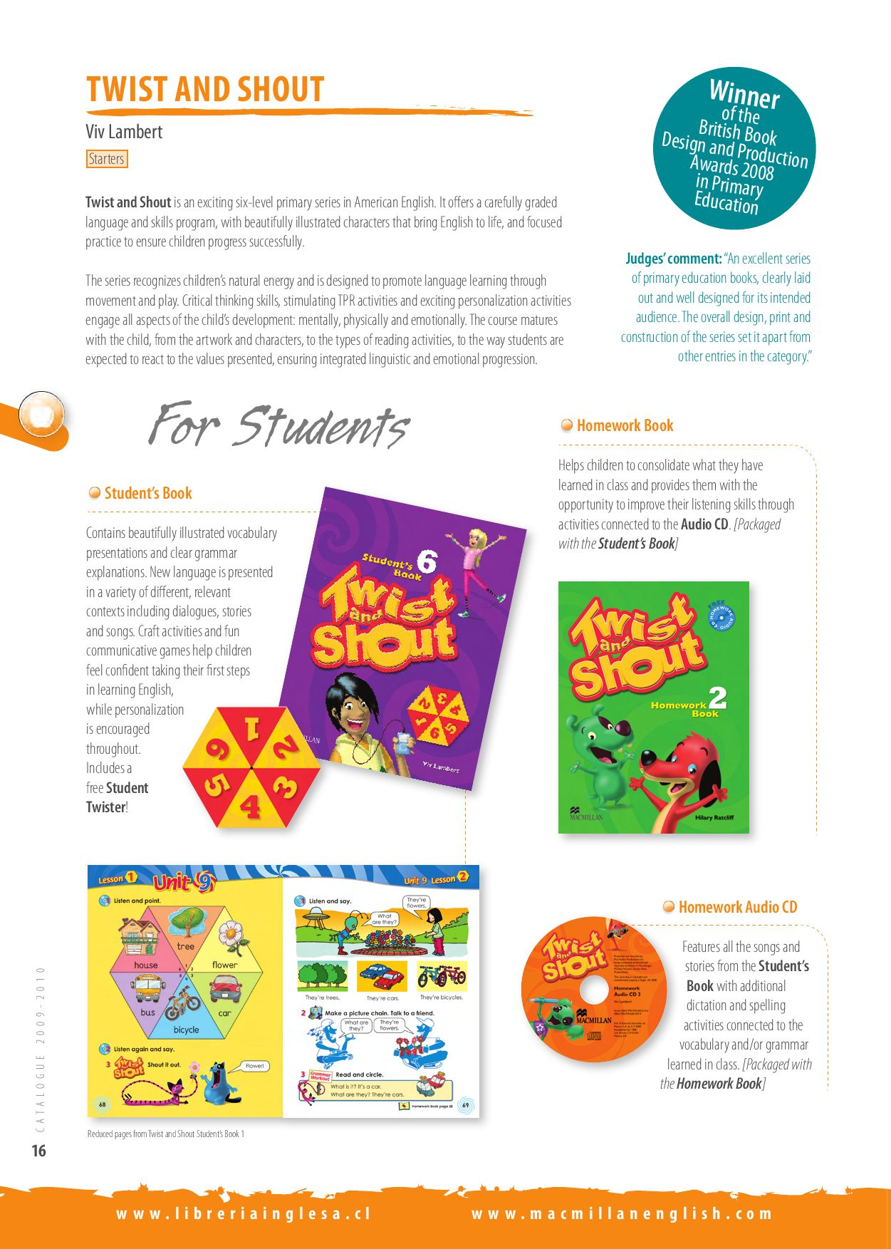 Official_Chile_Catalogue by Macmillan Education - issuu