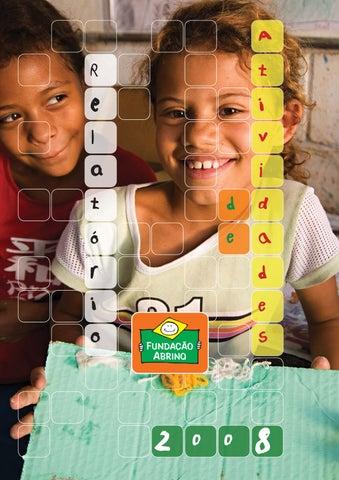 Relatório Anual 2015 by Fundação Abrinq - issuu c7f6f7dd4e2