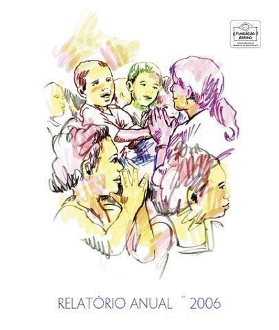426039cb7e Relatório de Atividades 2006 - Fundação Abrinq by Fundação Abrinq ...