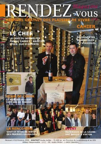 Rendez-Vous Magazine 22 by Michel Mathieu - issuu a46c9fb159a6