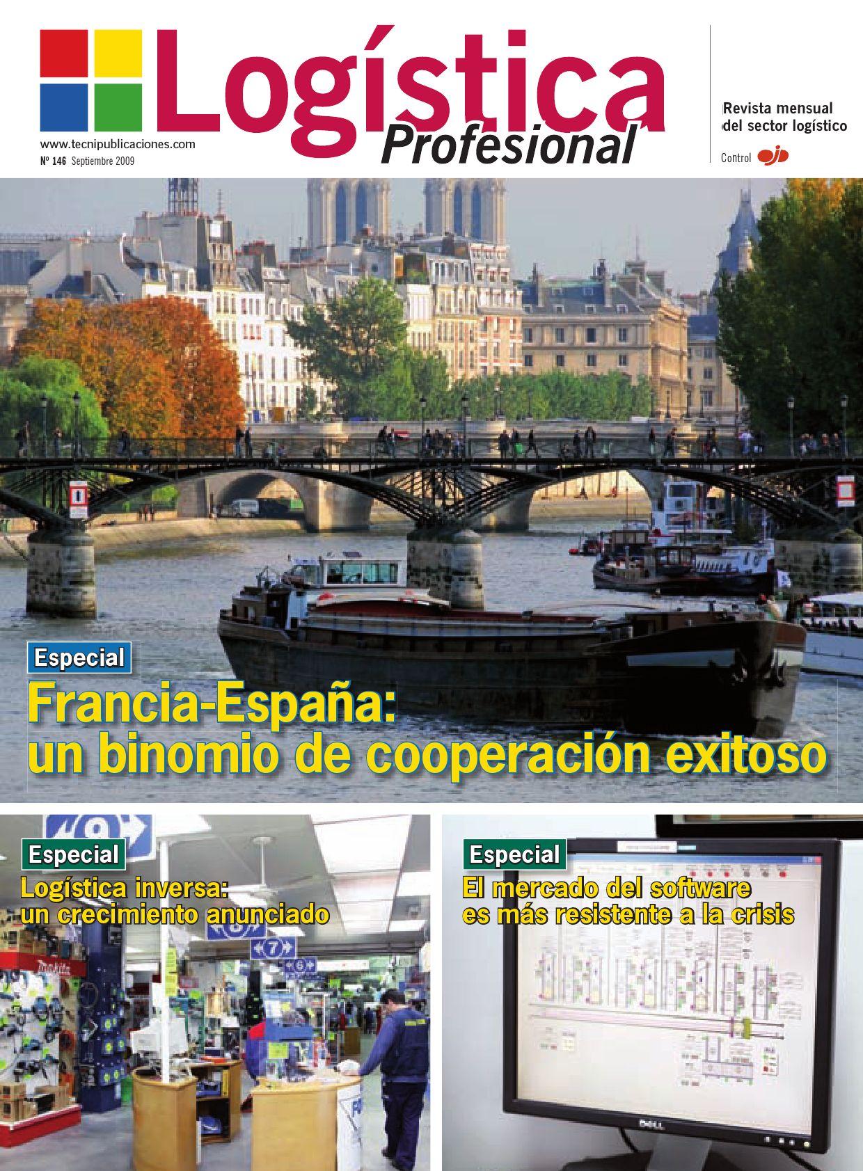 Logistica - 146 by Digital Newspapers S.L. - issuu