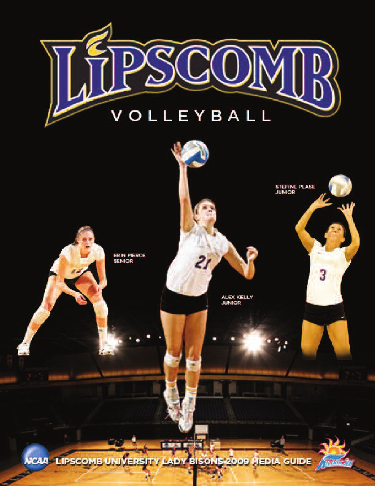 2009 Volleyball Media Guide by Lipscomb University Athletics
