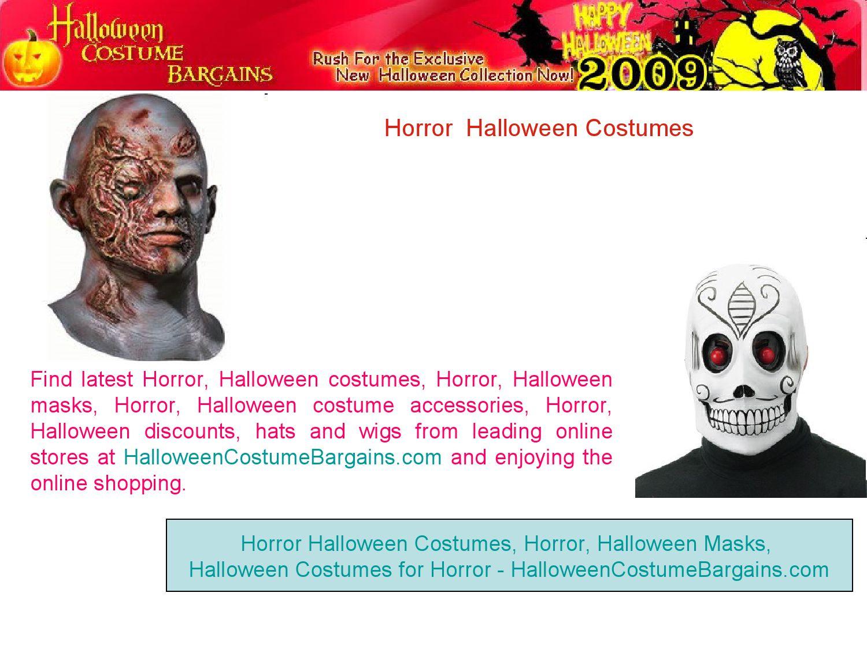 horror halloween costumesandry andry - issuu