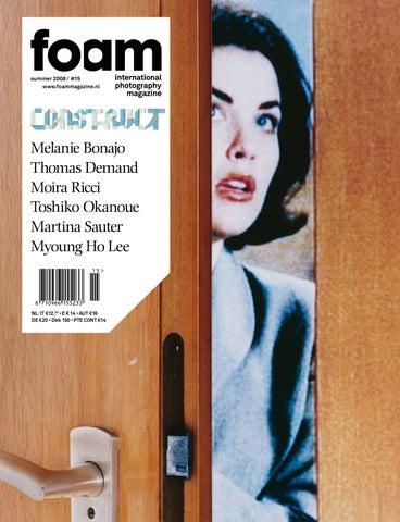 e5c030b32 PREVIEW Foam Magazine Issue  15 Construct by Foam Magazine - issuu