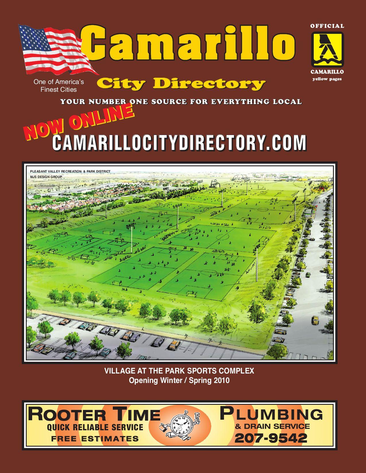 Camarillo City Directory by Mark Rubin - issuu