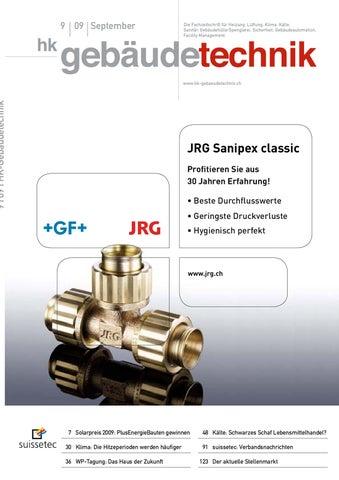 HK-GT 2009/9 by AZ Fachverlage AG - issuu