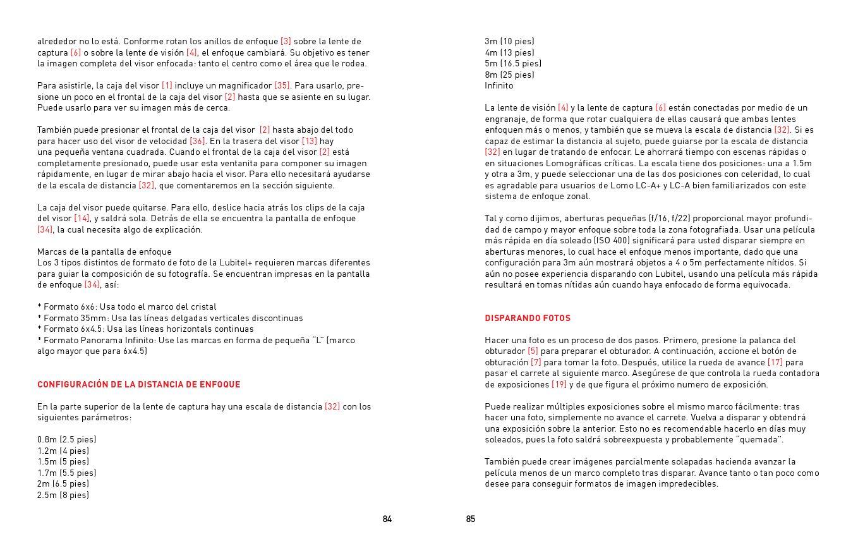 Lomo Lubitel 166+ Manual by Lomographic Society International - issuu