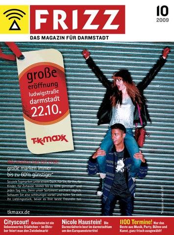 frizz - das magazin für darmstadt - 10/09frizz media & marketing