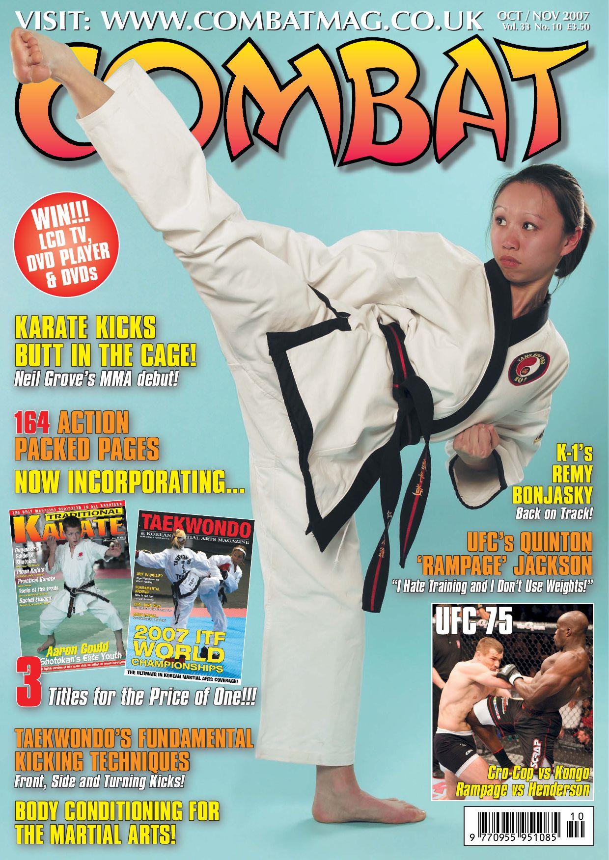 Super Combat Magazine by Martial Arts Publications Ltd - issuu CQ29