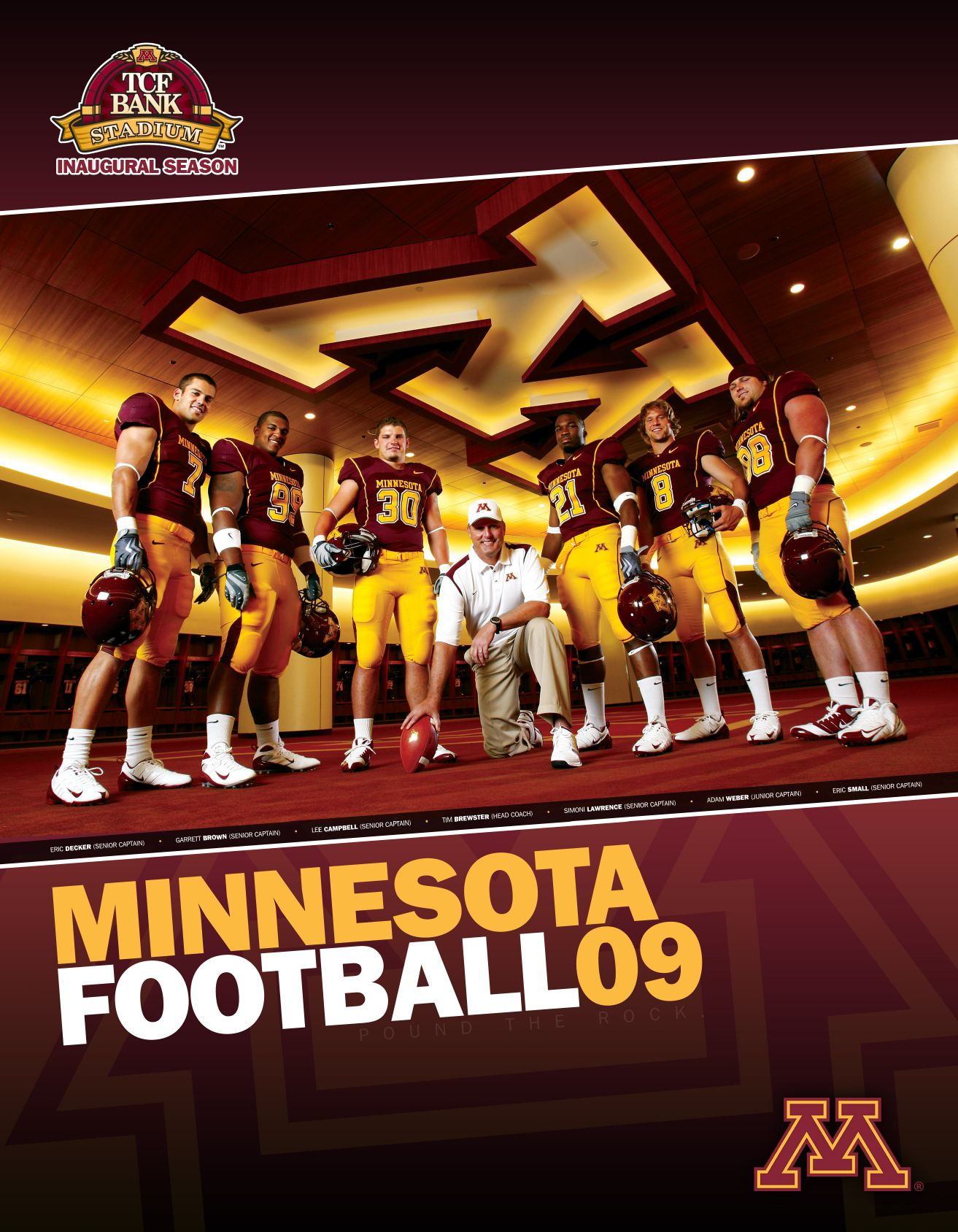 2009 Minnesota Football Recruiting Guide by University of Minnesota  Athletics - issuu 98297a682