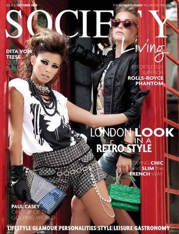 178a9ab932 Society Living Magazine by Bespoke Media - issuu