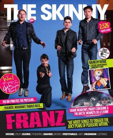 The Skinny October 2009 by The Skinny - issuu