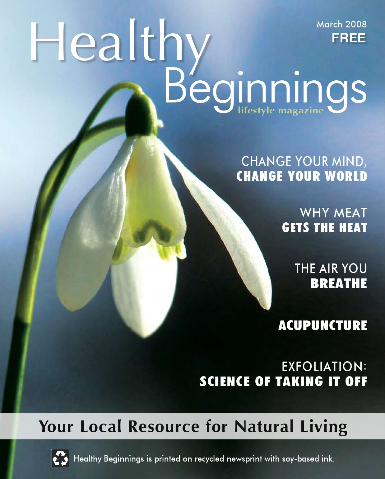 March 2008 HB Mag by Healthy Beginnings Magazine issuu