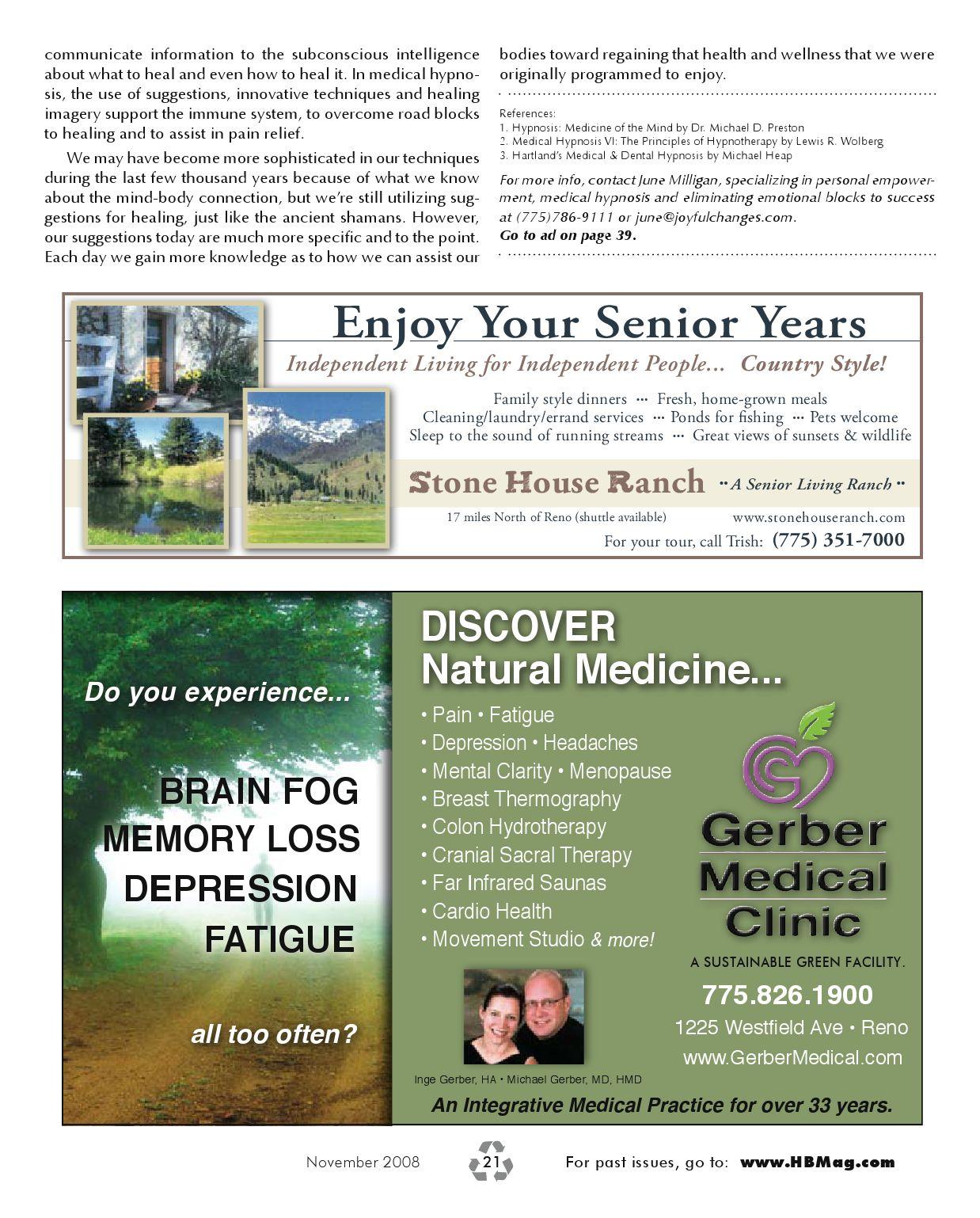 November 2008 HB Mag by Healthy Beginnings Magazine - issuu