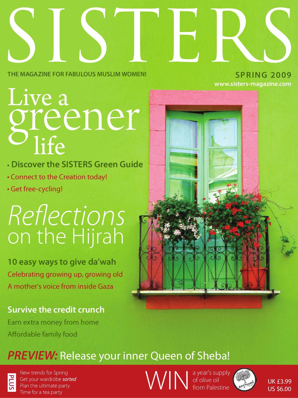 Sisters Magazine By Islamic Focus Issuu Fouring Cube Cm 630 Coffee Brown Parfum Mobil Car Air Freshener 75g