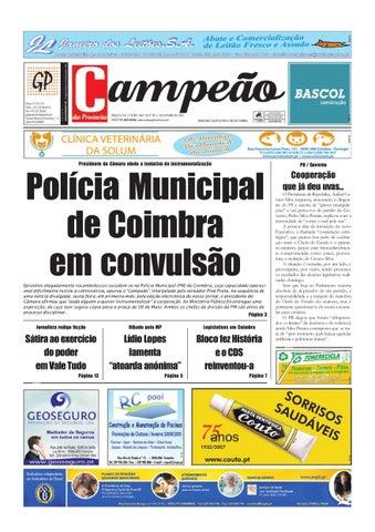 2b3790cd1e4 Edição 491 01 10 2009 by Campeão Províncias - issuu