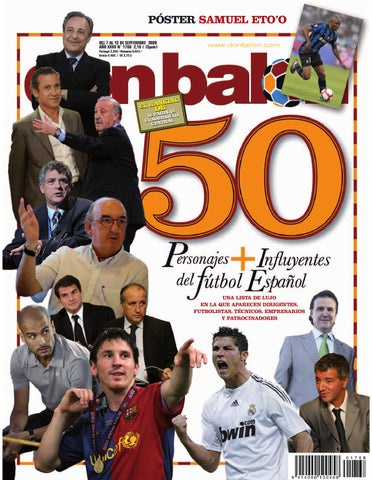 Don Balón 1768 by Cesar Sanchez - issuu 60132cfca9132