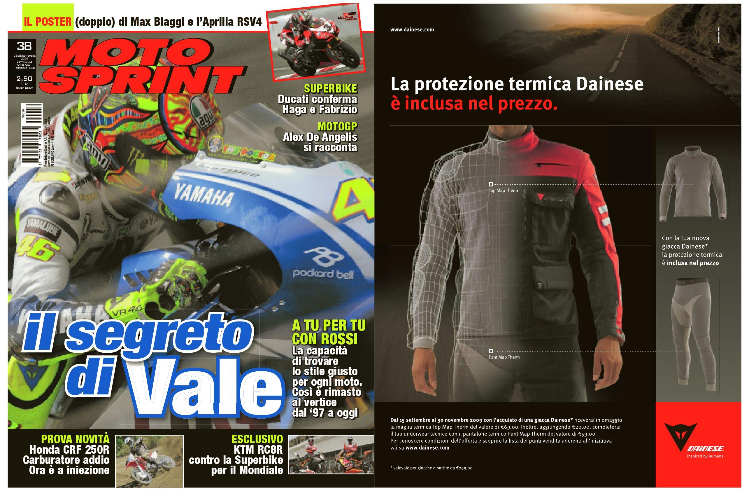 5abe47cae414 MotoSprint#38 by Divisione Multimedia Sport Network SRL - issuu