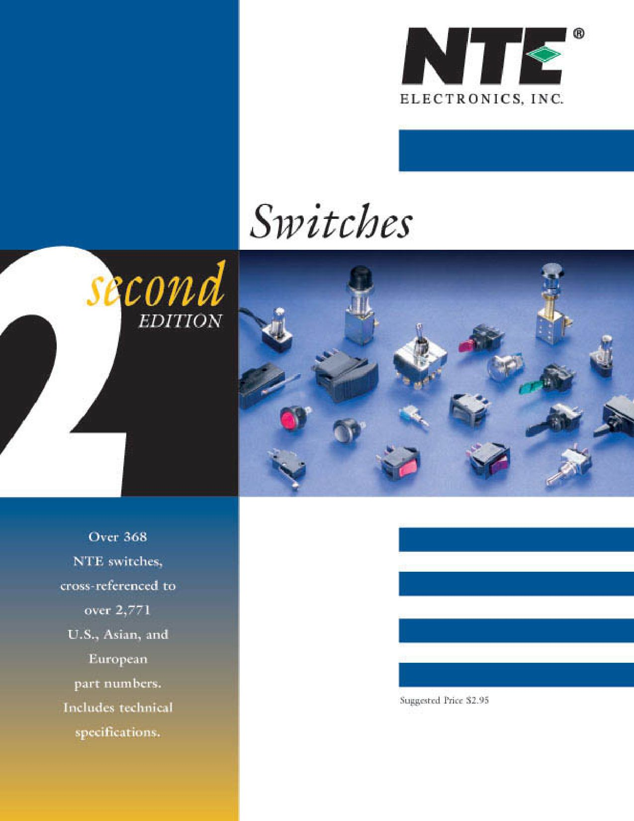 Nte Switch By Synscon Issuu Spst And Ptm Circuits