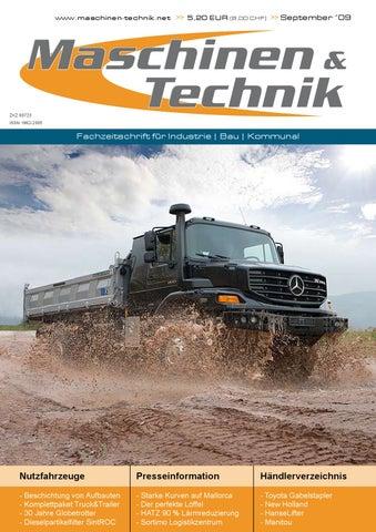 Maschinen & Technik September 2009 by TB Verlag - issuu