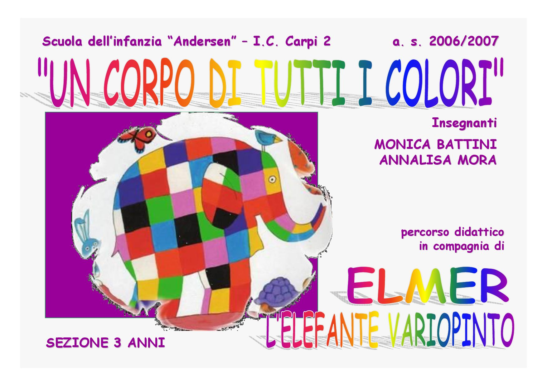 Super Un corpo di tutti i colori by Monica Battini - issuu ID23