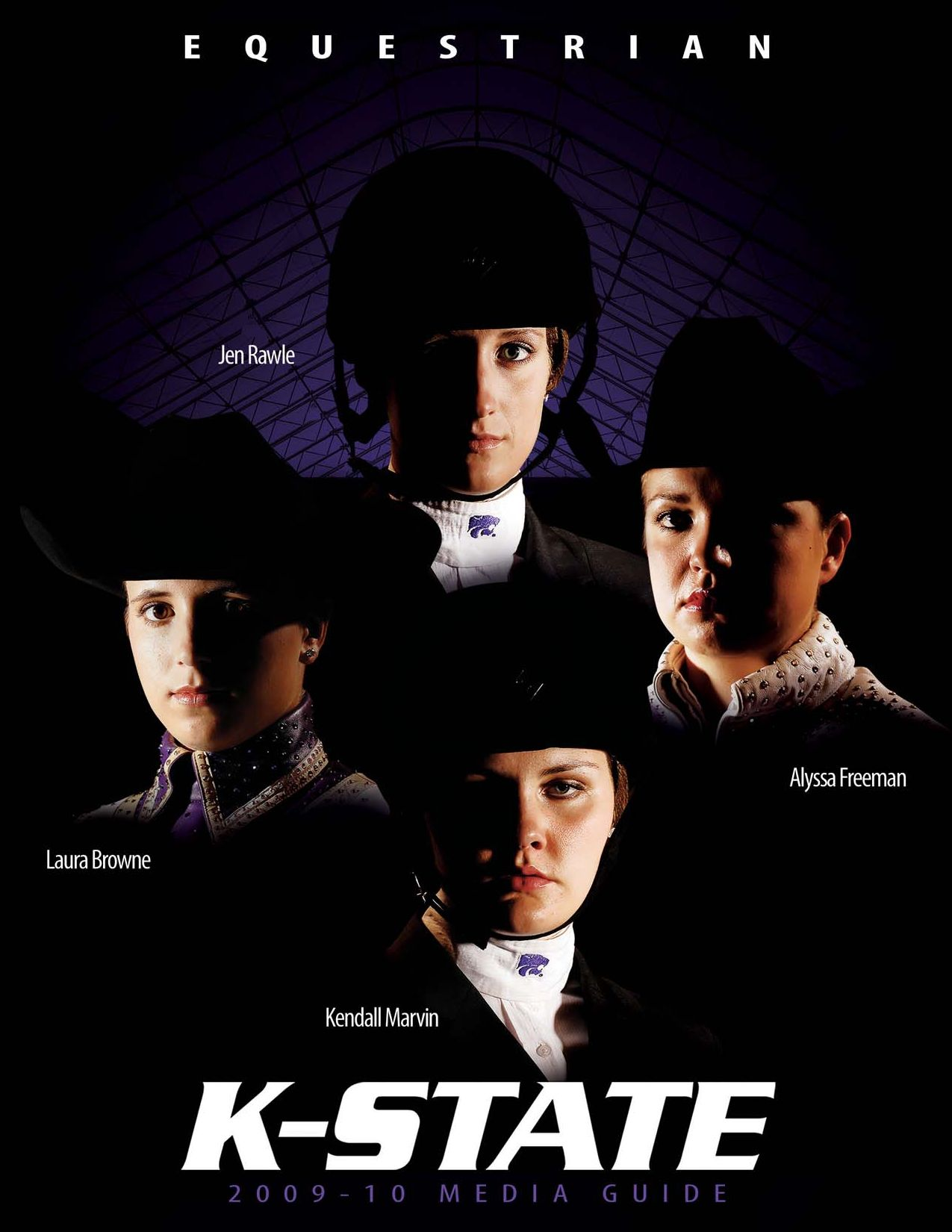 2009 10 K State Equestrian Media Guide By K State