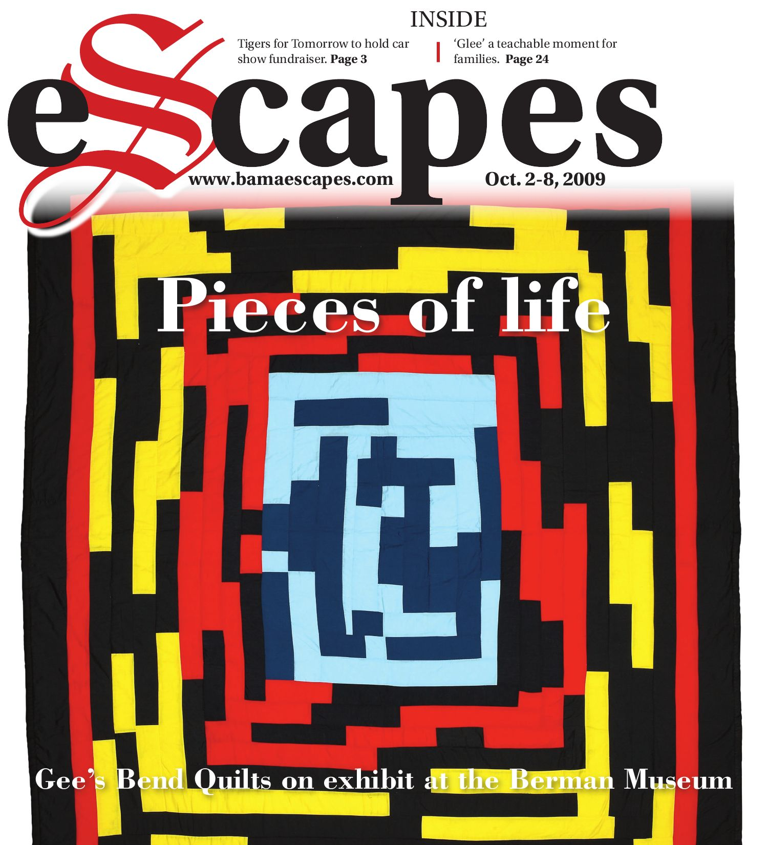 Anniston Star Escapes - October 2, 2009 by Consolidated