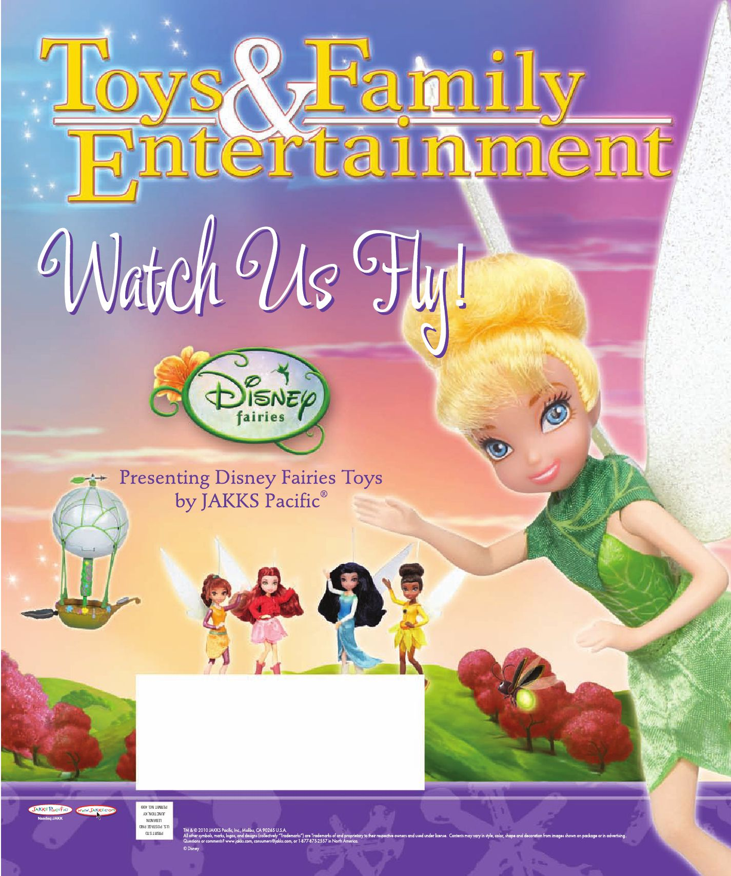Toys Family Entertainment October 2009 By ANb Media
