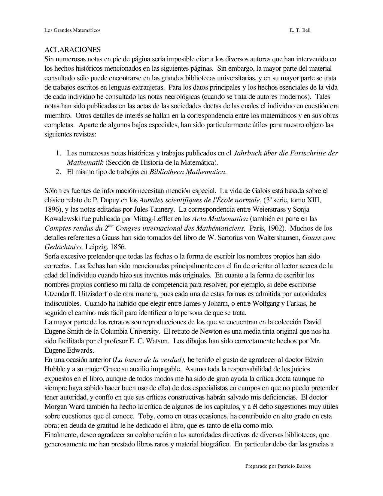Los grandes matematicos by jnl arquitecto - issuu