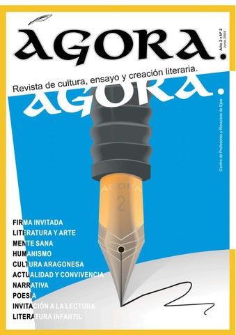 Ágora nº 2 by Ágora Revista de cultura f841e6932b0
